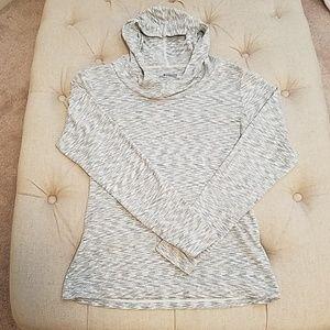 Columbia hooded base layer shirt